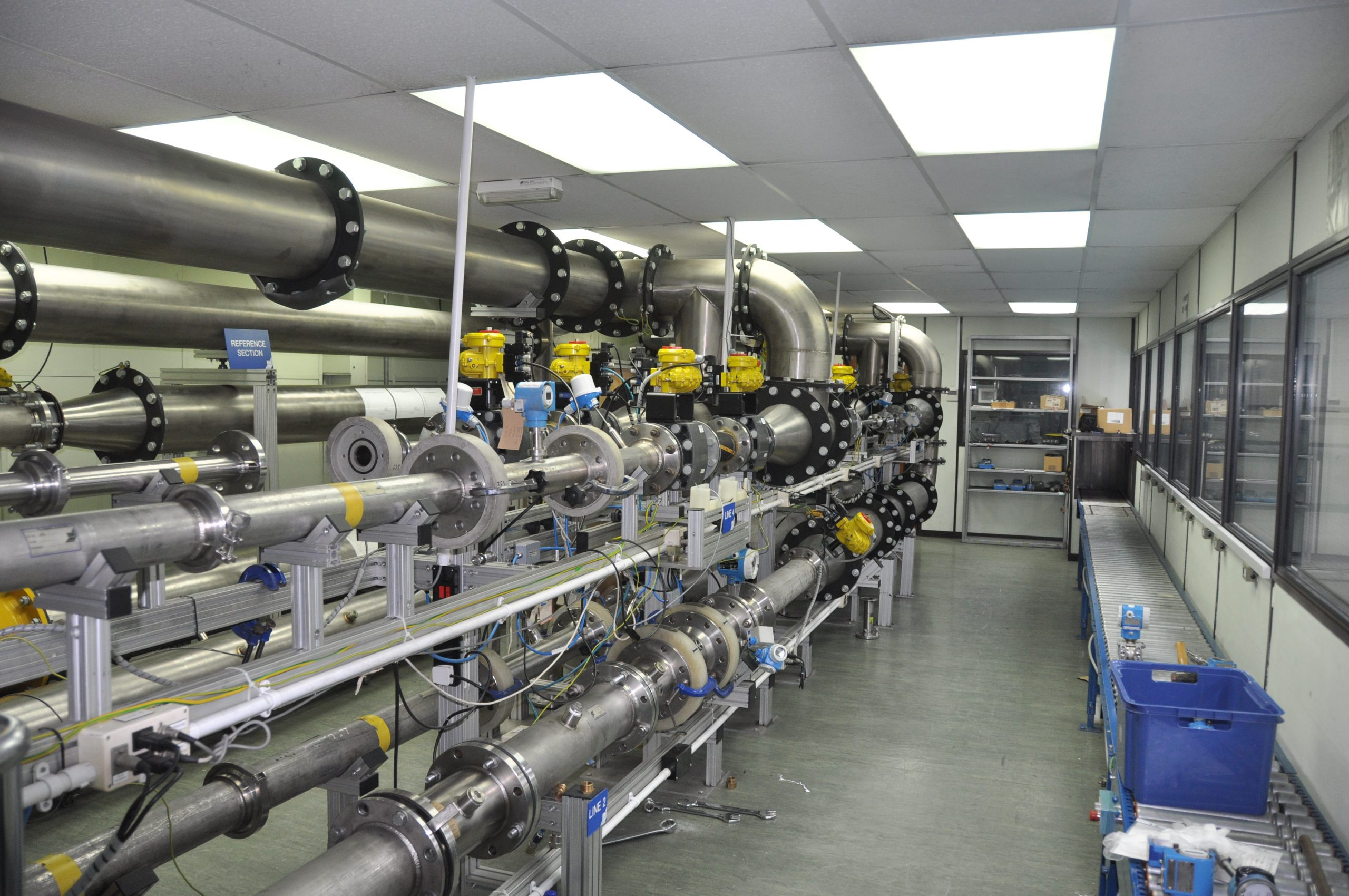 RH of Calibration Facility