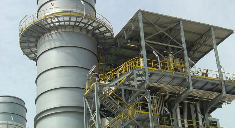 Aluminium Bahrain chimney
